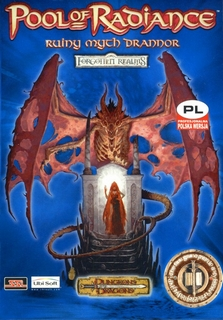 Pool of Radiance: Ruins of Myth Drannor [PC]