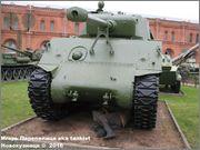 """Американский средний танк М4А2 """"Sherman"""",  Музей артиллерии, инженерных войск и войск связи, Санкт-Петербург. Sherman_M4_A2_055"""
