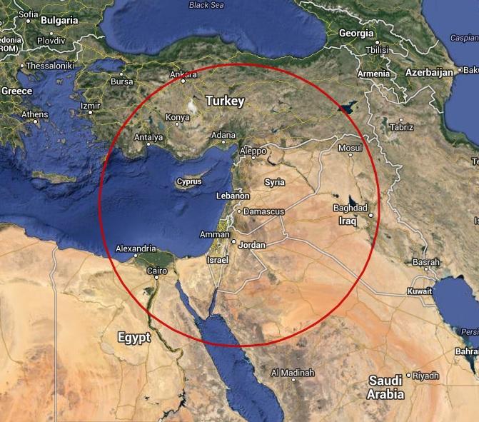 MISILES BALÍSTICO VS MISILES DE CRUCERO - Página 4 Syria