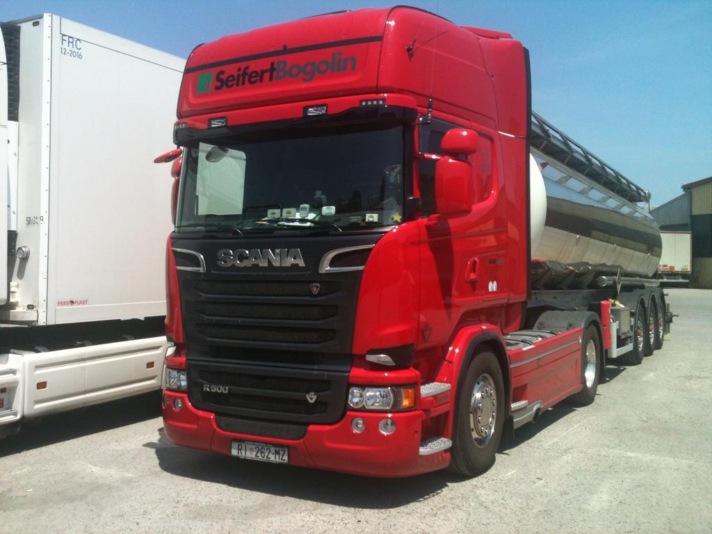 Scania StreamLine  IMG_0545