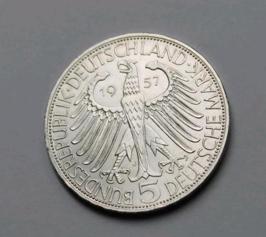 Monedas Conmemorativas de la Republica de Weimar y la Rep. Federal de Alemania 1919-1957 - Página 4 1957b