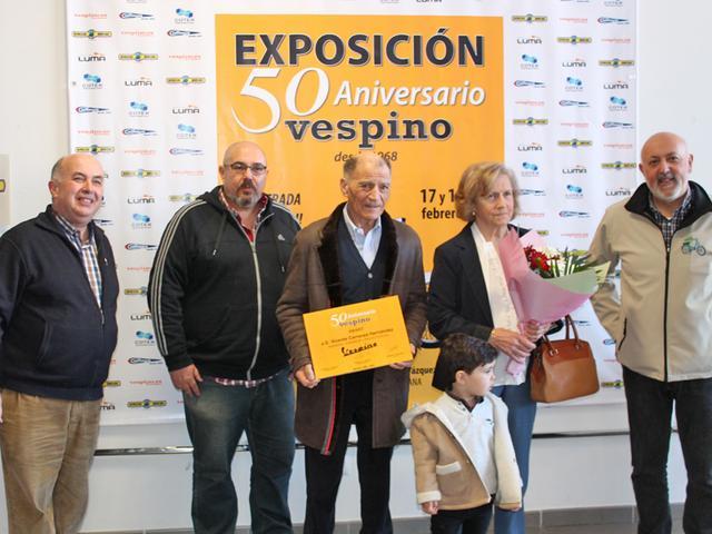 Exposición 50º Aniversario del Vespino, 17 Feb IMG_0540