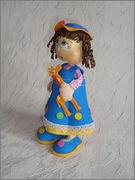 Куклы из фоамирана. DSC09280