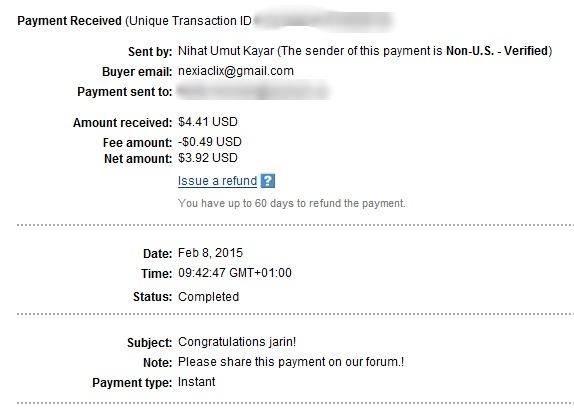 ClixtoClix - $0.01 por clic - minimo $4.00 - Pago por PayPal Clixtoclix_com_2