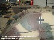 """Немецкая тяжелая САУ  """"JagdPanther""""  Ausf G, SdKfz 173, Deutsches Panzermuseum, Munster Jagdpanther_Munster_055"""
