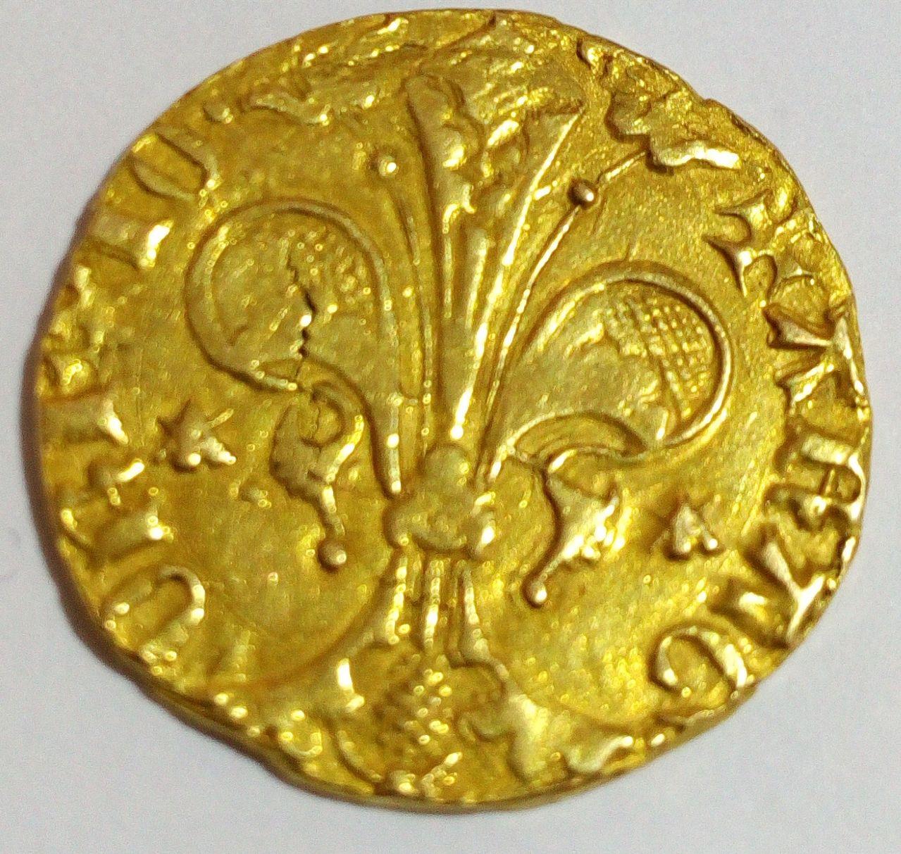 Florín de Juan I de Aragón 1387-1396  IMG_20160229_192437