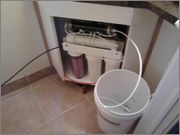 New reverse osmosis system For Bday Watersystem