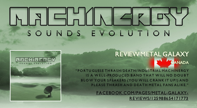 "MACHINERGY ""Sounds Evolution"" 2014 Review_METAL_GALAXY"