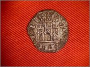 Cornado de Alfonso XI de Castilla 1312-1350 Burgos. 610_001