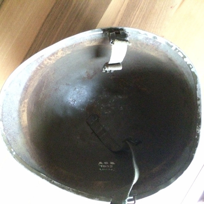 Some Belgium Helmets / Casques  M_51_helmet