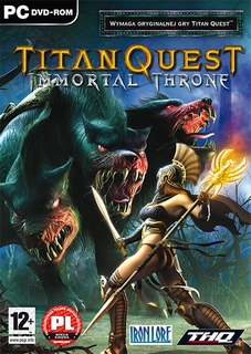 Titan Quest: Immortal Throne [PC]