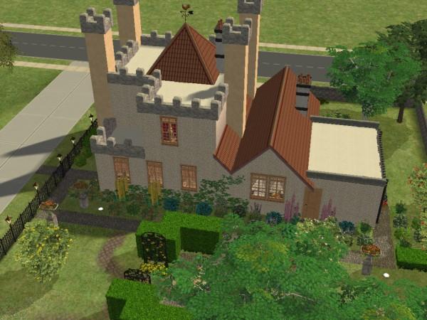 Kopie nejmenšího anglického hradu - Stránka 2 1zezadu