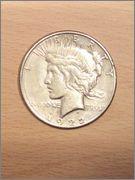 dólar USA 1922 ceca San Francisco Image