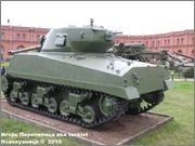 """Американский средний танк М4А2 """"Sherman"""",  Музей артиллерии, инженерных войск и войск связи, Санкт-Петербург. Sherman_M4_A2_049"""