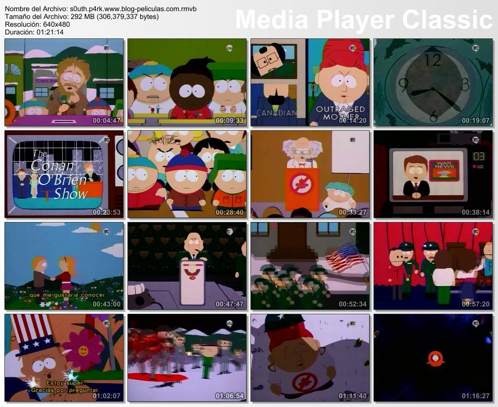 South Park La película (1999) S0uth_p4rk