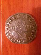 Escudo Felipe II Milán 1582  IMG_20160929_212159