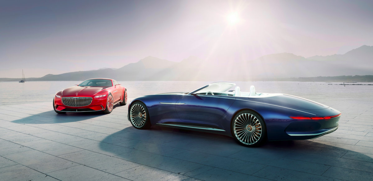 Maybach X tesla The-vision-6-cabriolet-is-the-successor-to-the-v