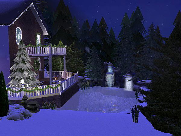 Hellohello: Domy Christmas_Lane_oudoor_22