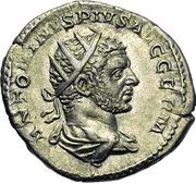 Glosario de monedas romanas. CORONA RADIADA. Image