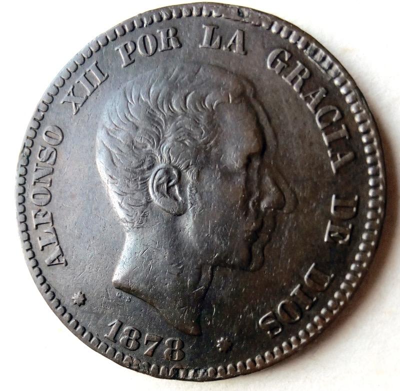 10 céntimos 1878 Alfonso XII OM. Opinión IMG_3867