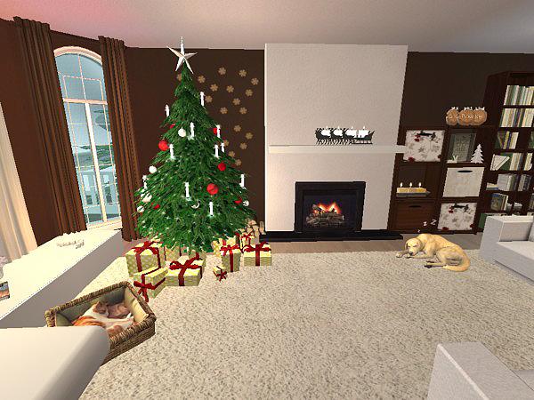 Hellohello: Domy Christmas_Lane_38