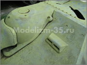 Немецкая 75-мм САУ Hetzer, Музей Войска Польского, г.Варшава, Польша Hetzer_Warszawa_102