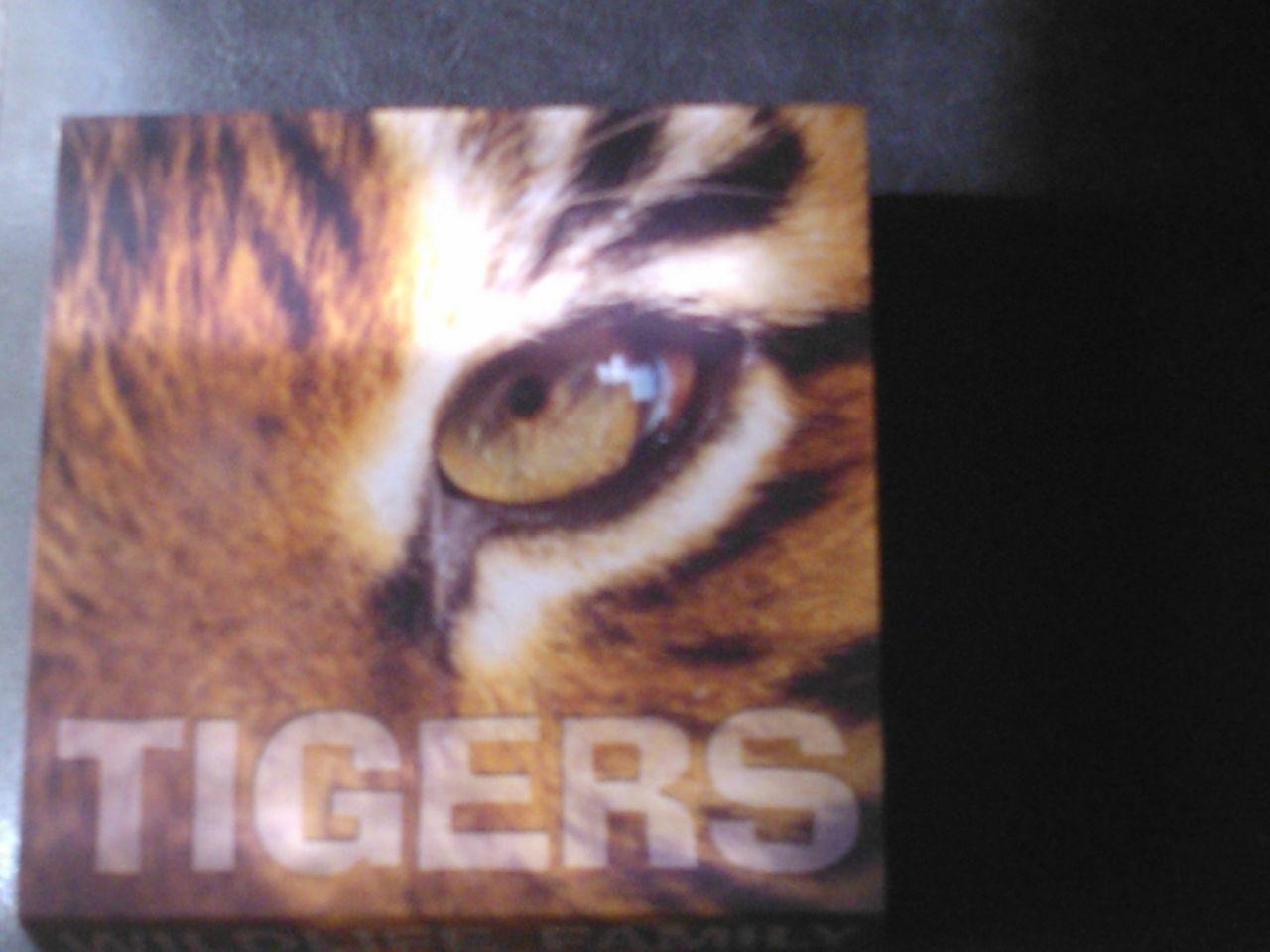 Tigers Wildlife Family Panthera Tigris Silver Coin 1$ 1 Oz Niue 2013 WP_000553