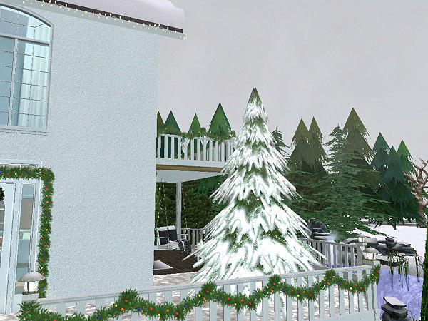 Hellohello: Domy Christmas_Lane_oudoor_10