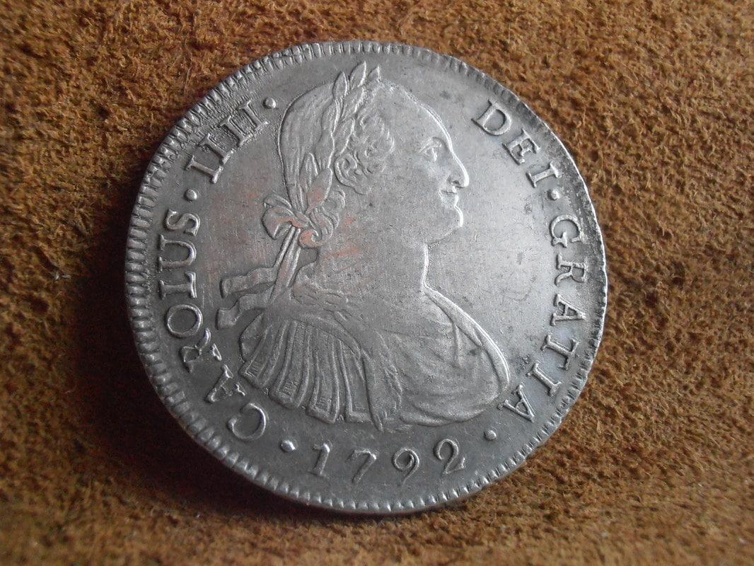 8 Reales 1792. Carlos IV. Lima - Página 2 P5270005