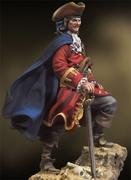Henry Morgan, 1670´s 54 mm PC-05-2