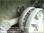 Советский тяжелый танк КВ-1, завод № 371,  1943 год,  поселок Ропша, Ленинградская область. 1_226