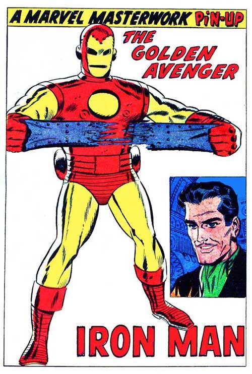 Iron Man Silver Centurion Heck_Iron_Man_Pinup