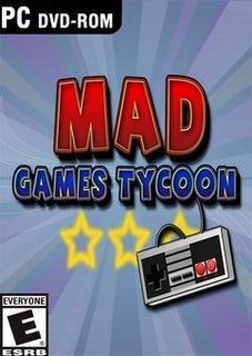 Mad Games Tycoon [PC]