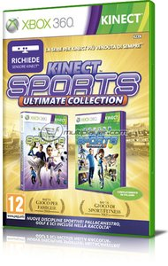 XBOX 360 Game Kinect_sports_ultimate_collection_x360_940876_jp