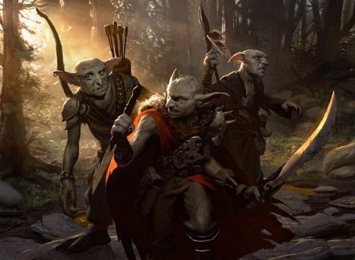 Floor 2, The Goblin Series Part 2, Cut out the Raid Parties, ( Group 3 ) 640x468_199_tuktuk_grunts_2d_fantasy_archer_gobl