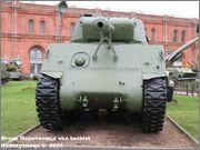 """Американский средний танк М4А2 """"Sherman"""",  Музей артиллерии, инженерных войск и войск связи, Санкт-Петербург. Sherman_M4_A2_065"""