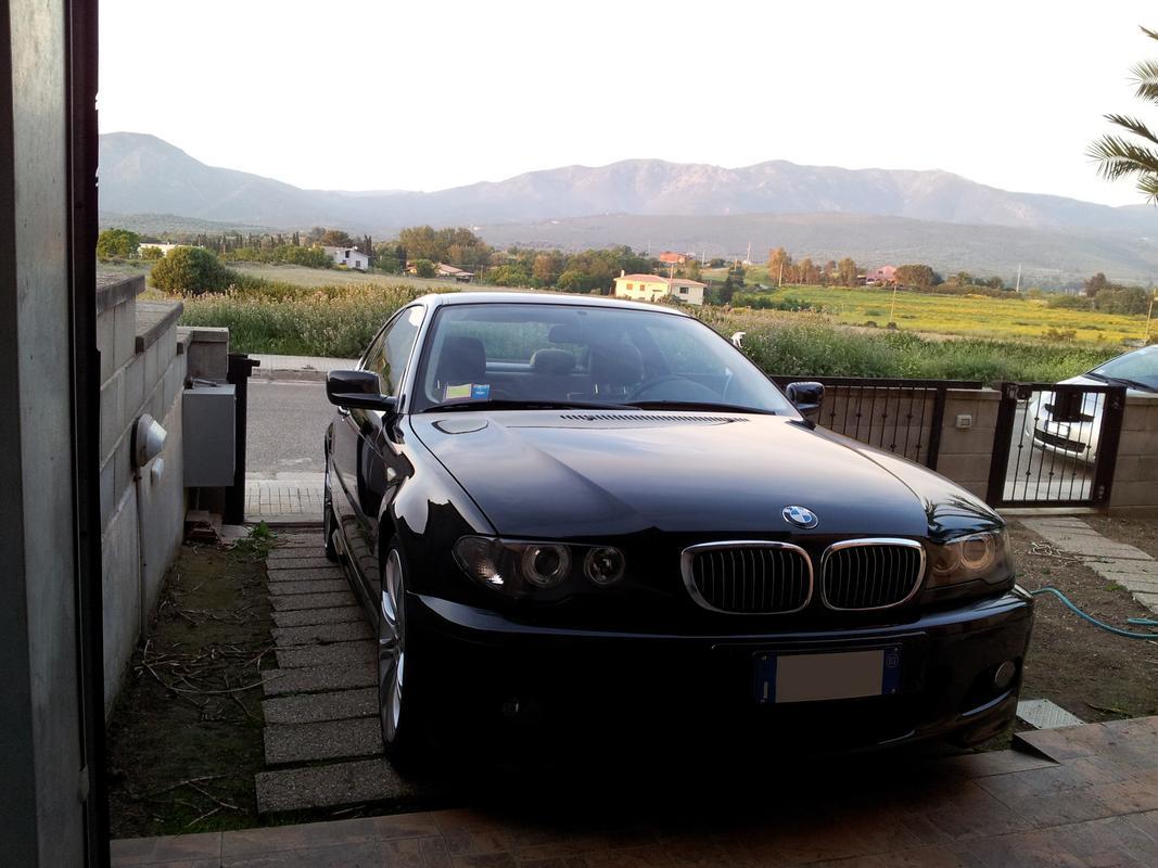 Iscritto da tanto  BMW_330_CD