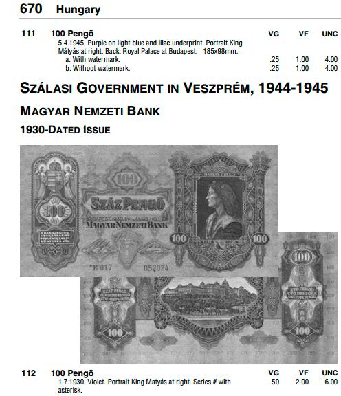 Billetes de reemplazo, no españoles - Página 3 Hng