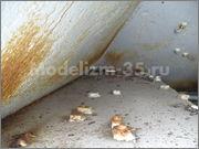 Немецкая 75-мм САУ Hetzer, Музей Войска Польского, г.Варшава, Польша Hetzer_Warszawa_094