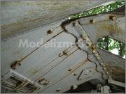 Немецкая 75-мм САУ Hetzer, Музей Войска Польского, г.Варшава, Польша Hetzer_Warszawa_097