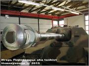 """Немецкая тяжелая САУ  """"JagdPanther""""  Ausf G, SdKfz 173, Deutsches Panzermuseum, Munster Jagdpanther_Munster_042"""