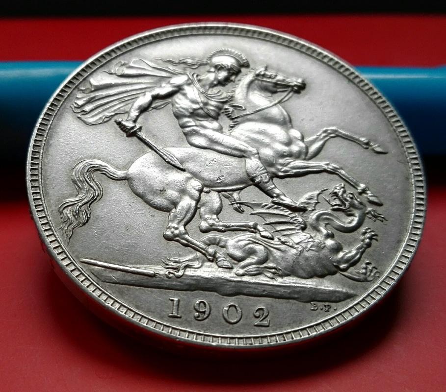 1 corona 1902. Gran Bretaña, eduardo VII (dedicado a zorro_rojo) Corona_1902_5
