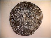 1/2 Cuarto de Enrique IV de Castilla 1454-1474 Burgos. R106