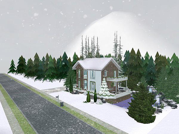 Hellohello: Domy Christmas_Lane_oudoor_14