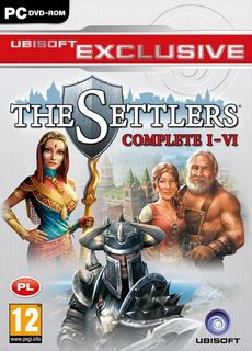 The Settlers: Complete I-VI [PC]