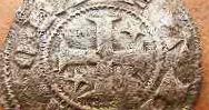 """Dinero pepión de Alfonso VIII tipo """"biempeinao"""" IMG_1743"""