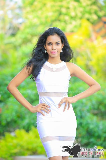 candidatas a miss earth sri lanka 2017. final: 13 agosto. IMG_7605