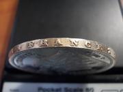 """5 Francos de 1.873 A , Francia. Para hacer otro """"club"""" DSCN2385"""