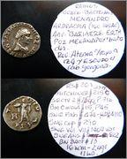 Dracma Reinos Griego-Bactrianos de Menandro SGCV_7599_Dracma_MENANDRO_Bactria