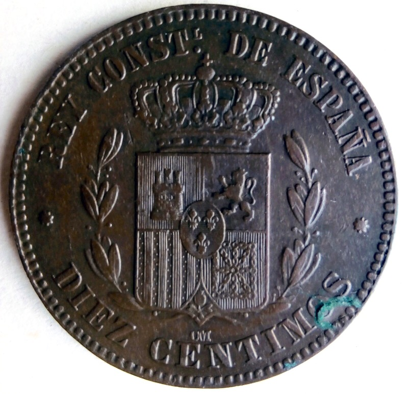 10 céntimos 1878 Alfonso XII OM. Opinión IMG_3868